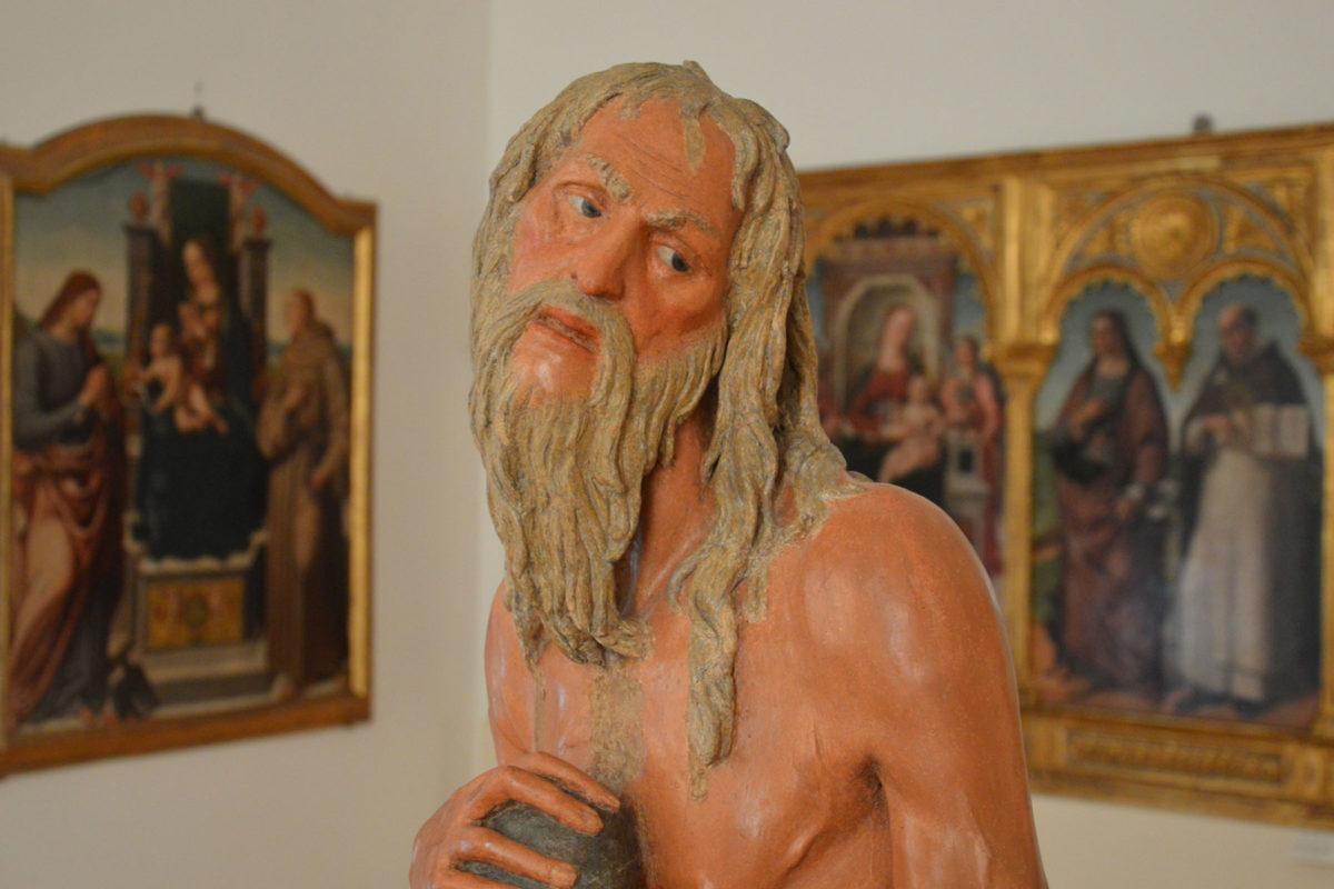 San Girolamo, Donatello